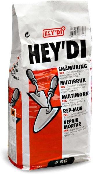 Hey'di Småmuring 5kg