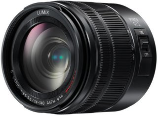 Panasonic Lumix G Vario 14-140mm f/3.5-5.6 II ASPH Power OIS