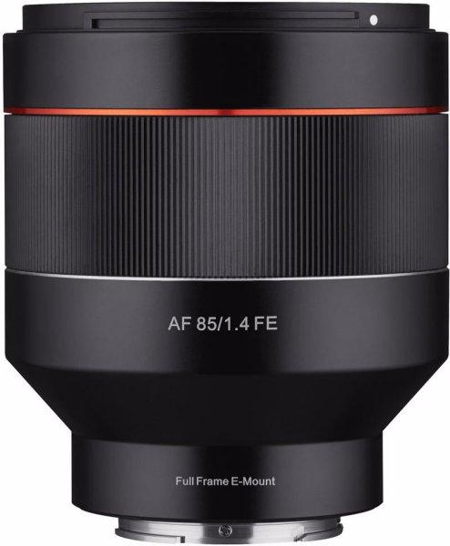 Samyang AF 85mm f/1.4 FE