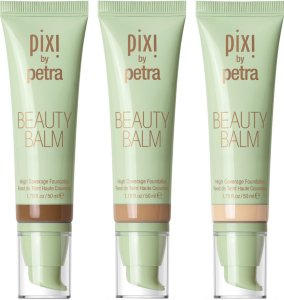 Pixi Beauty Balm High Coverage Foundation