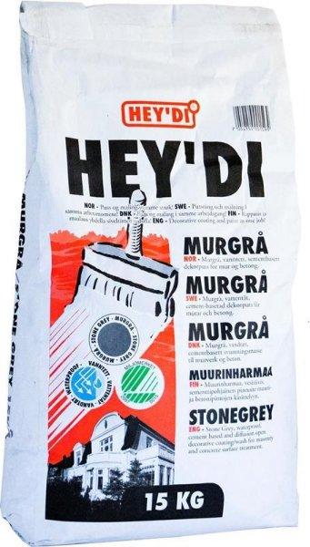Hey'di Murgrå Slemming 15kg