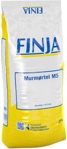 Finja Murmørtel M5 25kg