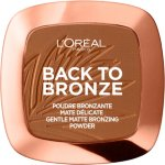 L'Oreal Back To Bronze Gentle Matte Bronzing Powder