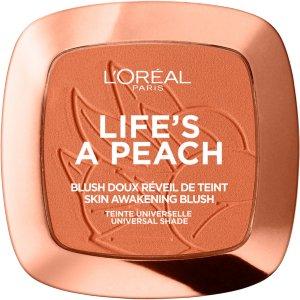 L'Oreal Life's a Peach Blush Powder