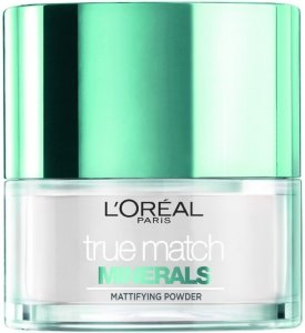 L'Oreal Paris True Match Minerals Mattifying Powder