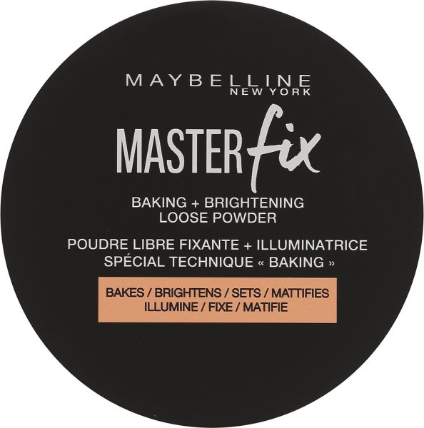 Maybelline Master Fix Baking + Brightening Loose Powder