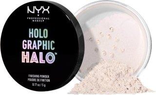 NYX Holographic Halo Finishing Powder