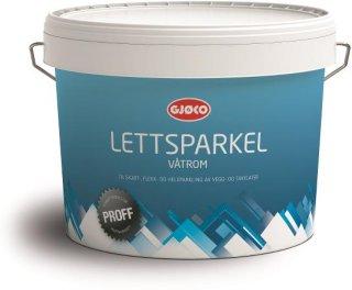 Gjøco Proff Sparkel Våtrom 10 l