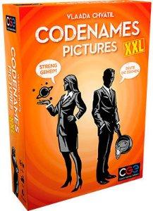 Codenames Pictures XXL Kortspill