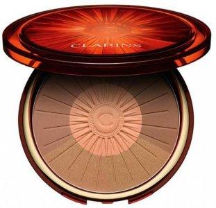 Clarins Poudre Soleil & Blush Compact Powder
