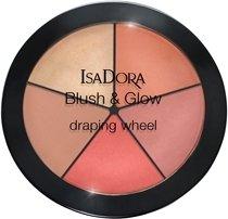 Isadora Blush & Glow Draping Wheel