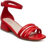 Shoe the Bear Yasmin Puff Leather