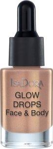 Isadora Glow Drops Face & Body