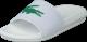 Lacoste Croco Slide (Dame)