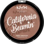 NYX California Beamin Face & Body Bronzer