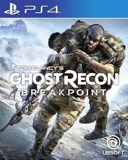 Ubisoft Paris Ghost Recon Breakpoint