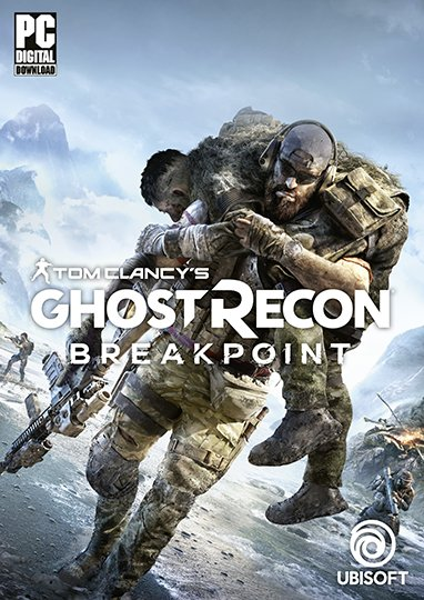 Ghost Recon Breakpoint til PC