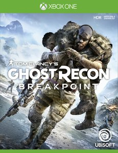 Ghost Recon Breakpoint til Xbox One