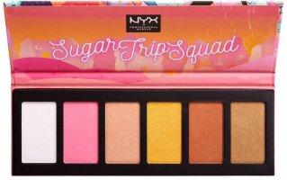 NYX Sugar Trip Squad Highlightning Palette
