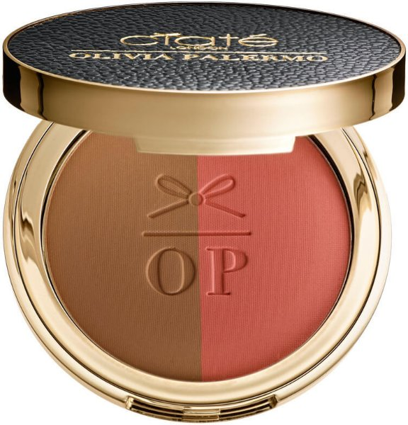 Ciaté Cheekbone Cheat Blusher Bronzer Duo