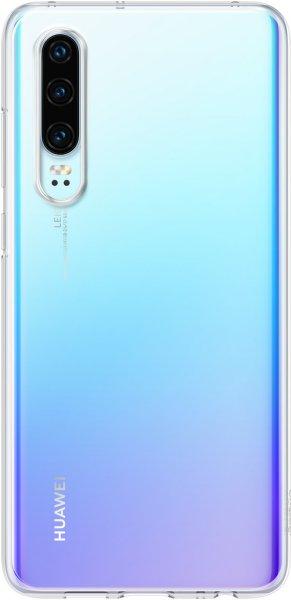 Huawei P30 Transparent Deksel