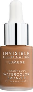 Lumene Invisible Illumination Instant Glow Watercolor Bronzer