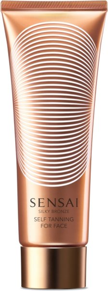Sensai Silky Bronze Auto Bronzer Self Tanning for Face