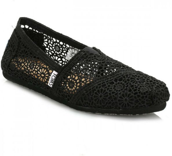 Toms Classic Crochet (Dame)