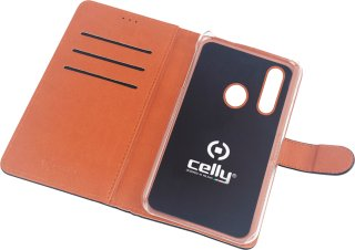 Celly Wallet Case Huawei P30 Lite