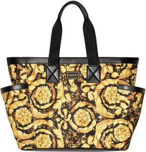 Versace All Over Print Changing Bag