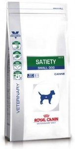 Royal Canin Veterinary Diets Dog Satiety Weight Management Small 3 kg