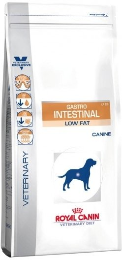 Royal Canin Veterinary Diets Dog Gastro Intestinal Low Fat 6 kg