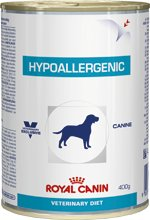 Royal Canin Veterinary Diets Hypoallergenic Wet Dog 12 x 400 g