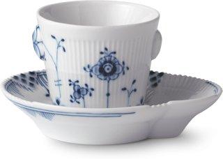 Royal Copenhagen Blue Elements espressokopp 9cl med skål