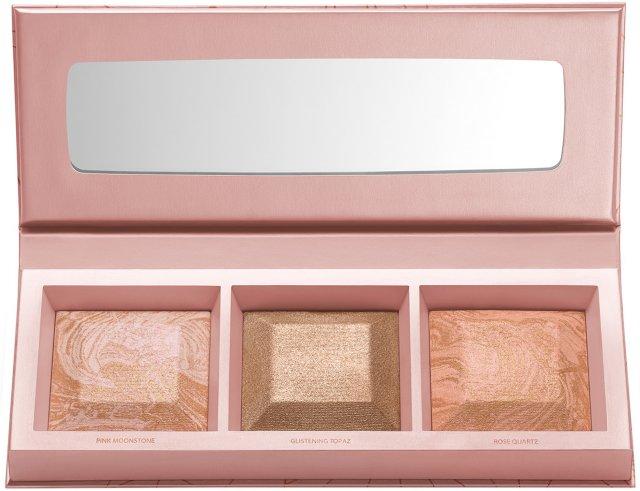 bareMinerals Crystaline Glow Bronzer & Highlighter Palette