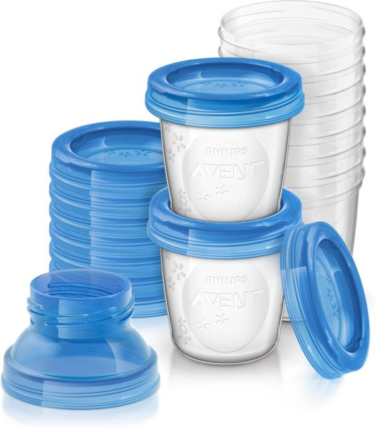 Philips Avent Breast Milk Storage Cups (10 pk)