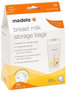 Medela Bags for Breast Milk 50-pk