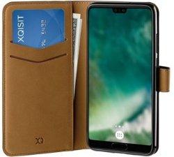 XQISIT Slim Wallet Huawei P20