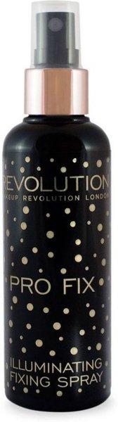 Makeup Revolution Illuminating Fixing Spray