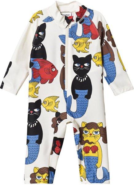 Mini Rodini Cat Mermaid UV Suit
