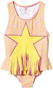 Stella McCartney Kids Fringe Swimsuit