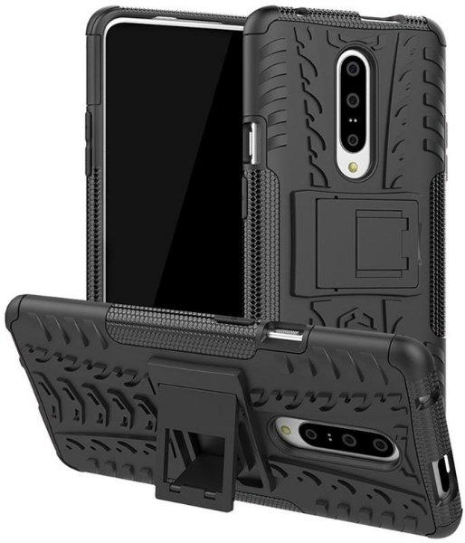 OnePlus 7 Anti-Slip Hybrid-Deksel