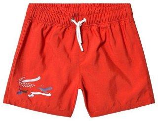 Lacoste Crocodile Swim Shorts