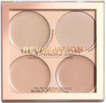 Makeup Revolution Matte Base Concealer Kit