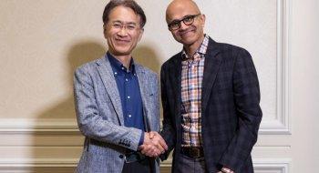Microsoft og Sony skal samarbeide om ny, stor spillsatsing