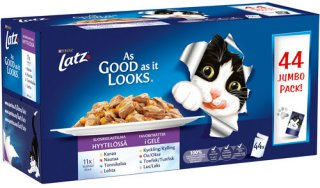 "Latz ""as good as it looks"" Jumpopack (44-pack)"