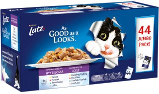 "Purina Latz ""as good as it looks"" Jumpopack (44-pack)"