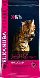 Eukanuba Cat Adult Sterilised/Weight Control 10 kg