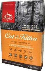 Orijen Cat & Kitten, 5,4 kg
