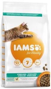 Iams Cat Adult Sterilized, 10 kg
